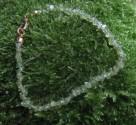 Olivín - náramek zapínací