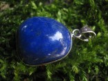 Lapis lazuli - přívěsek mugle v rámečku