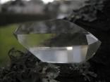 Křišťál - vícehran s funkční oboustranného krystalu