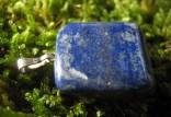 Lapis lazuli - přívěsek obdélník