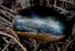 Sokolí a tygří oko - omletý kámen