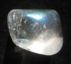 Křišťál aqua aura - tromlovaný kámen