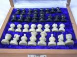 Aragonit - šachy