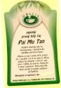 "Pai Mu Tan - Bílá pivoňka"""""