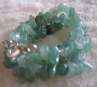 Avanturín zelený - náhrdelník