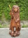Indián - socha