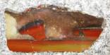 Jaspis brekciový - plát