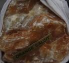 Kalcit oranžový - surový kámen