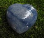 Křemen modrý - srdce
