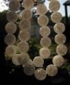 Křištál - náhrdelník z pukaných kuliček 10