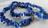 Lapis lazuli - krátký náhrdelník