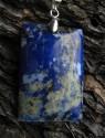 Lapis lazuli - přívěšek vypouklý obdélník