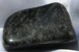 Obsidian stříbrný - troml