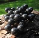 Šungit - náhrdelník krátký