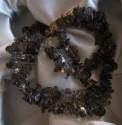 Záhněda - náhrdelník krátký